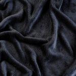 Black Rose + Plyš Tmavosivý