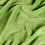 Plyš Zelený